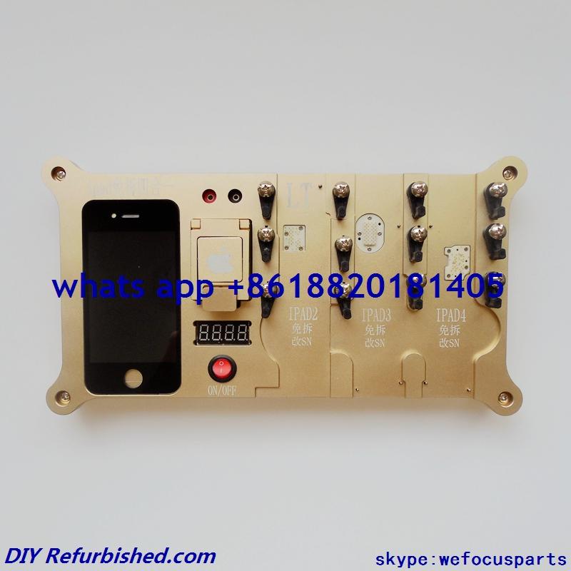 2016 Newest version 64 bits hard disk repair instrument for ipad2 for ipad3 for ipad4 for iphone4/4s 5/5c(China (Mainland))