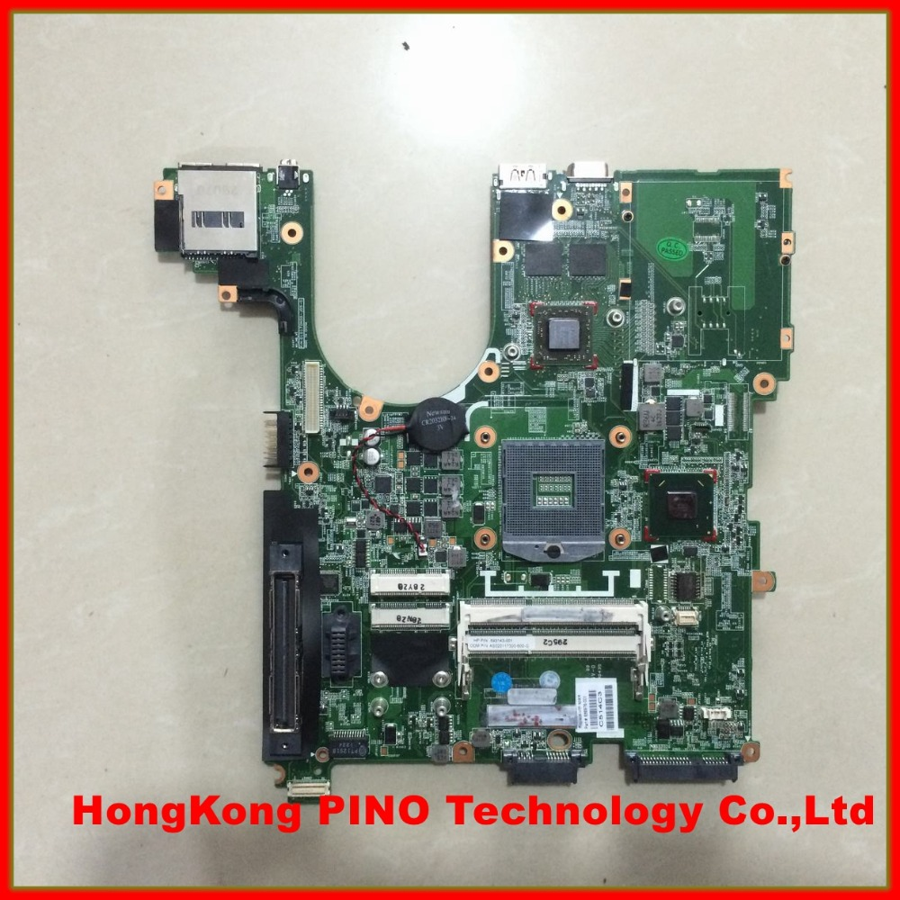 686976-001 For HP probook 6570B 8570P laptop motherboard intel QM77 100% Tested(China (Mainland))