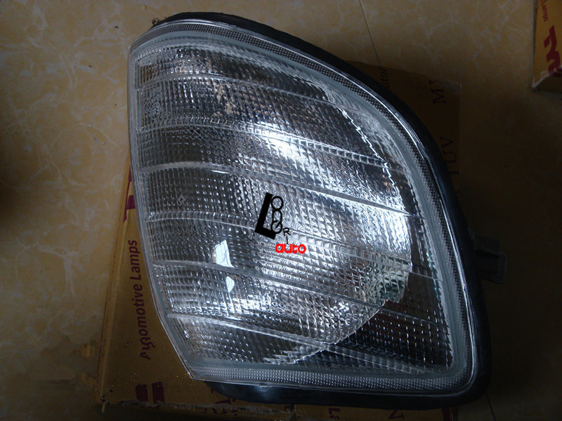 For MERCEDES-BENZ W140 S500 S600 1992-1999 CORNER TURN SIGNAL LIGHTS LAMP SMOKE LENS RETAIL/WHOLESALE FREESHIPPING<br><br>Aliexpress