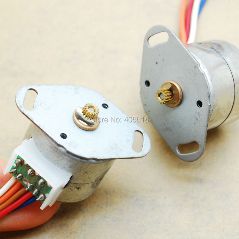 Провод для шагового двигателя 126