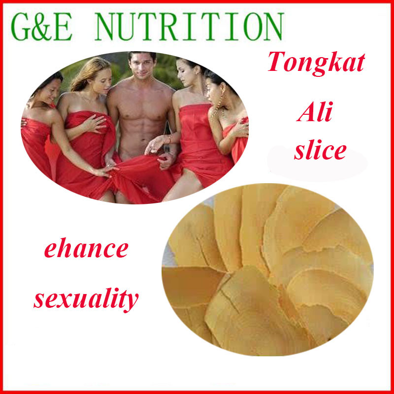 Hot Sale& Factory Price enlargement sex Tongkat Ali dried slice with free shipping(China (Mainland))
