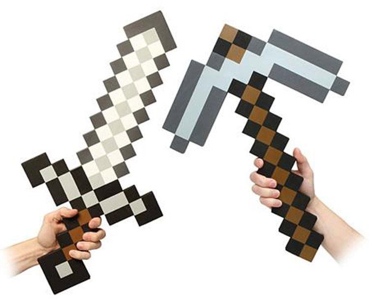 Фигурка героя мультфильма Minecraft Minecraft & 18/23