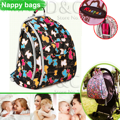 2014 New fashion multifunctional bolsa maternidade baby nappy bags baby diaper bags mummy Backpacks shoulder bags messenger bags<br><br>Aliexpress