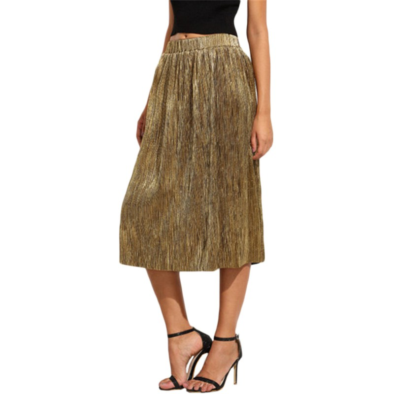 High Quality Golden Skirt Promotion-Shop for High Quality ...