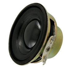 3W 4 Ohm Auto Car Audio Midbass Midrange Speaker Discount 50 Size 40mm x 22mm (D*H)(China (Mainland))