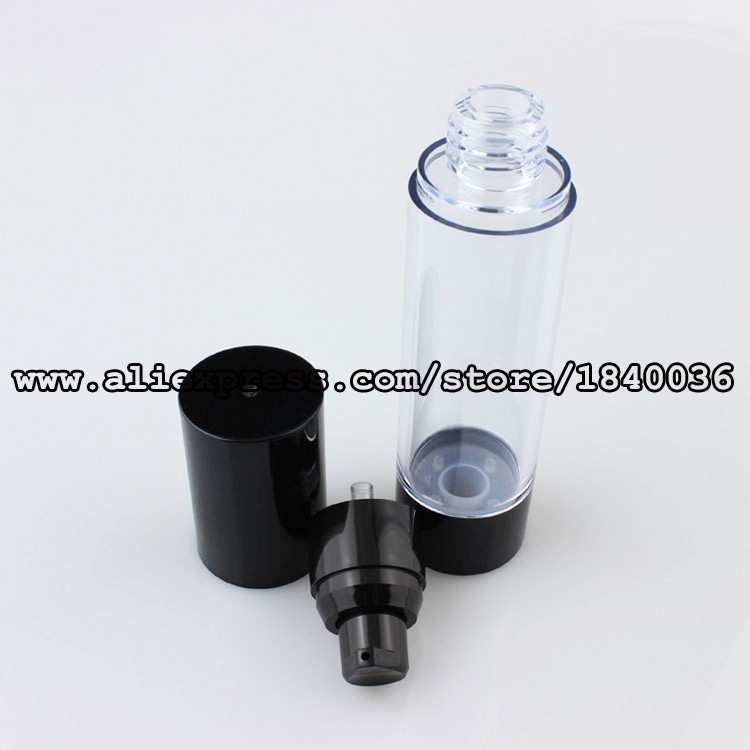 KZA27-50ml Cosmetic Airless Packaging3