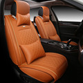 High quality special Leather Car Seat covers For Opel Astra h j gmokka insignia mokka corsa
