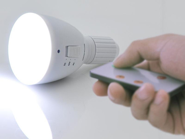 High-quality-fashion-cute-remote-control-LED-bulb-lamp-light-torch-flashlight-4W (2)