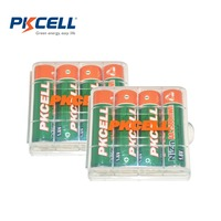 Сухая электрическая батарея 2 * PKCELL 6F22 6F22 9V 9