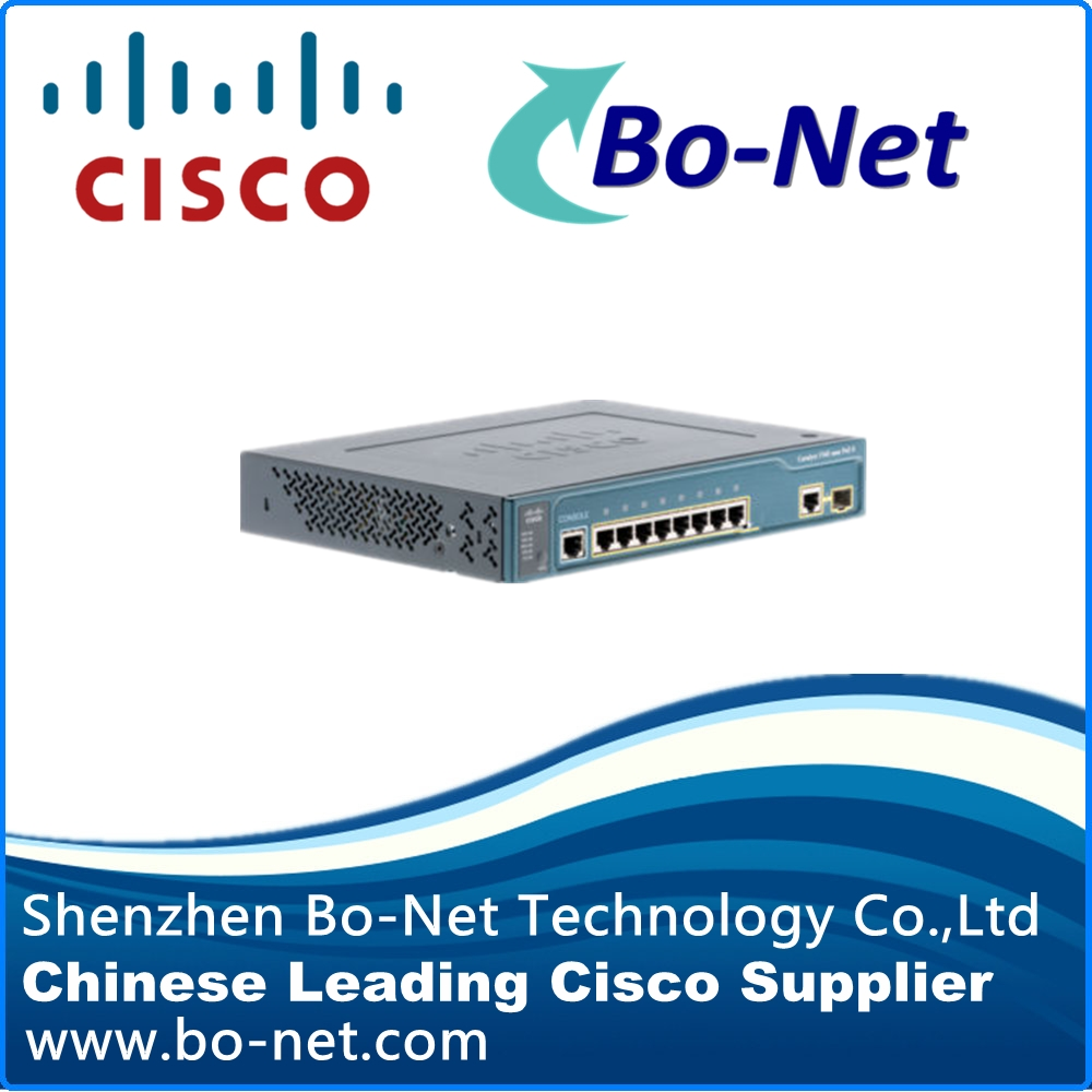 Origianl Used CISCO WS-C3560-8PC-S Catalyst 8-Port PoE Ethernet switch(China (Mainland))