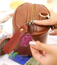 Women Bag PU Leather Women Messenger Bags Camera Bag Women handbag 100PCS lot