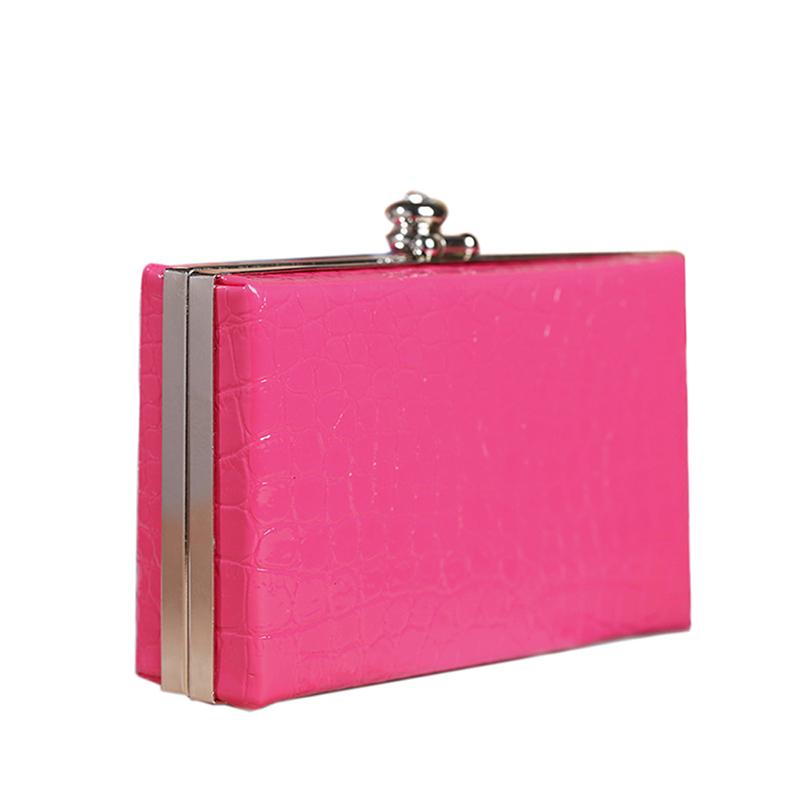 Mini Evening Bag Day Clutches 2016 Vintage Purse Handbags Fashion Hard Shell Women Small Clutch Wallets Chain Box Bags - store