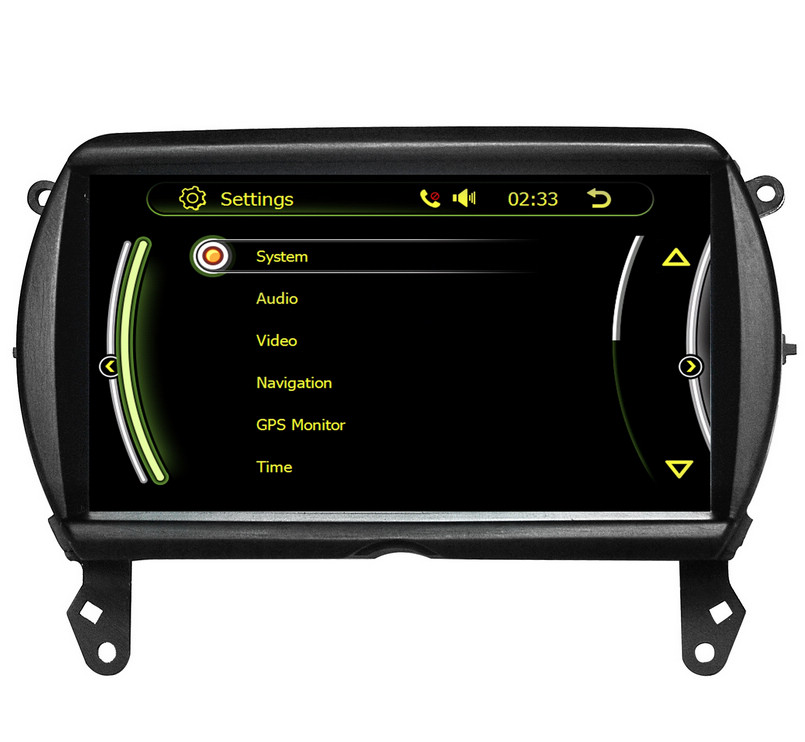 car dvd player gps navigation for bmw mini cooper 2014. Black Bedroom Furniture Sets. Home Design Ideas