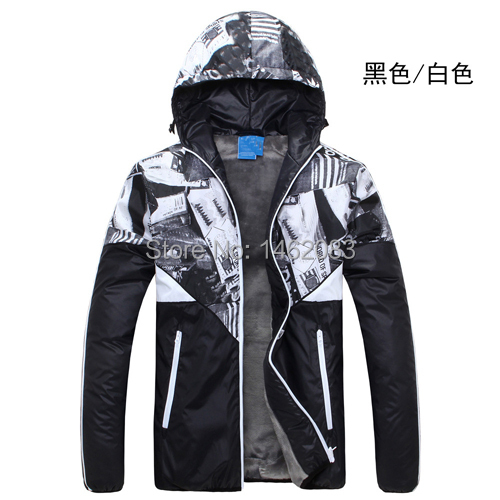 Men's Brand Winter plus velvet Outdoor camouflage Casual Windproof Parka Hooded Woman Coat wadded Jacket - Fashion Show Online store