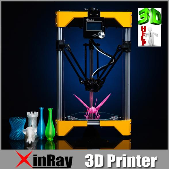 High Accuracy 3D Printer Delta Printer 3D Metal Printer Support Off Line Printing For Industrial Design/ Model 3d Printing ZC150(China (Mainland))
