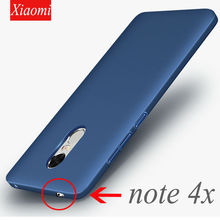 Buy luxury Coque xiaomi redmi note 4x Case cover 360 Full body cases Hard Frosted PC back cover xiaomi redmi note 4X case for $4.29 in AliExpress store