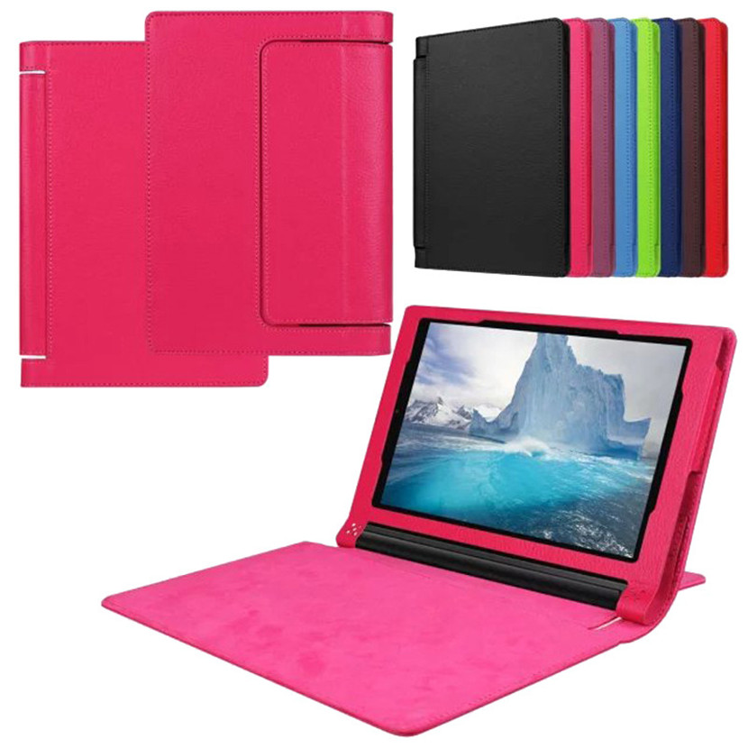 Mecall Tech Leather Case Stand Cover For Lenovo Yoga Tablet 3 850F Tablet 8inch(China (Mainland))