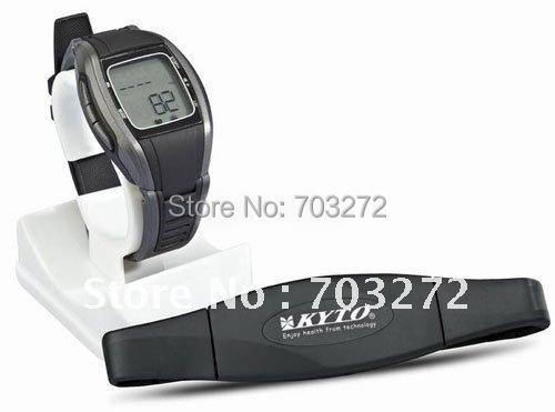 1set pulse watch Heart rate watch + Wireless heart rate belt freeshipping