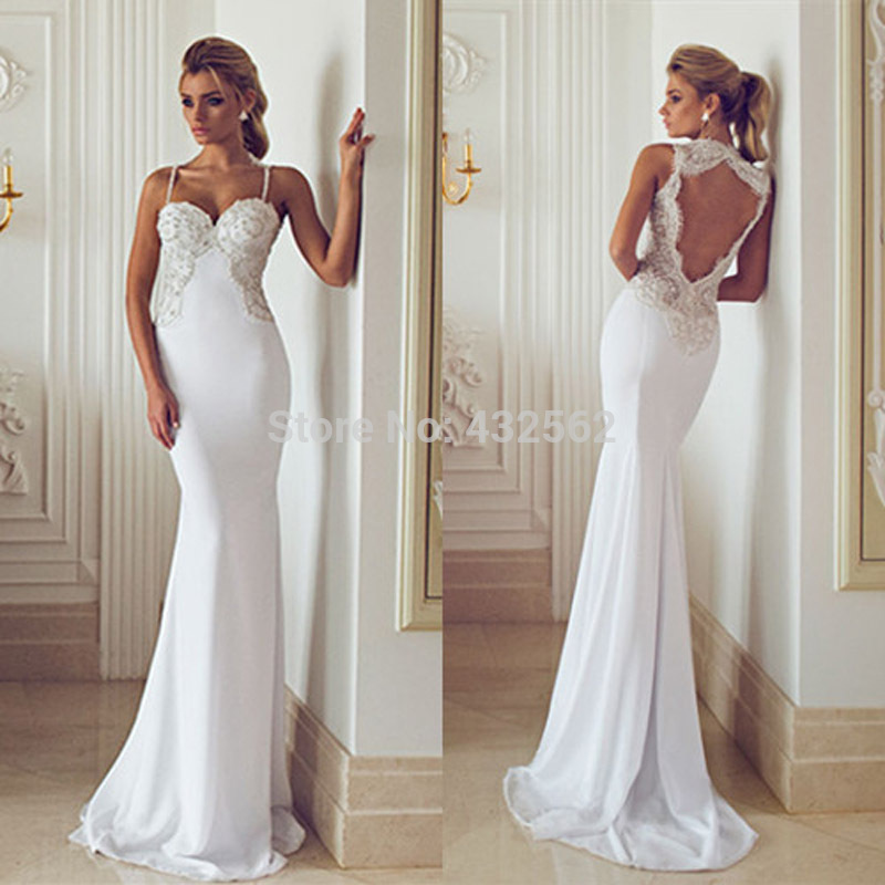2014 hot sale charming floor length appliques sweetheart for Backless wedding dresses for sale