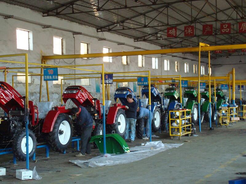 tractor line
