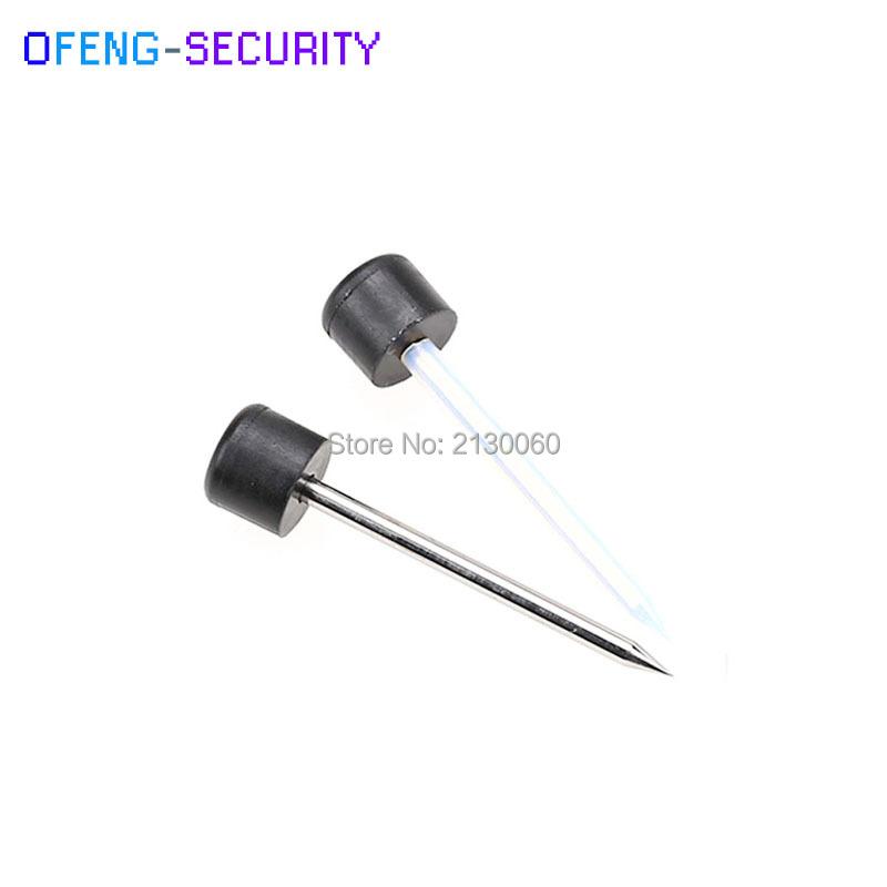 Electrodes for splicer 11
