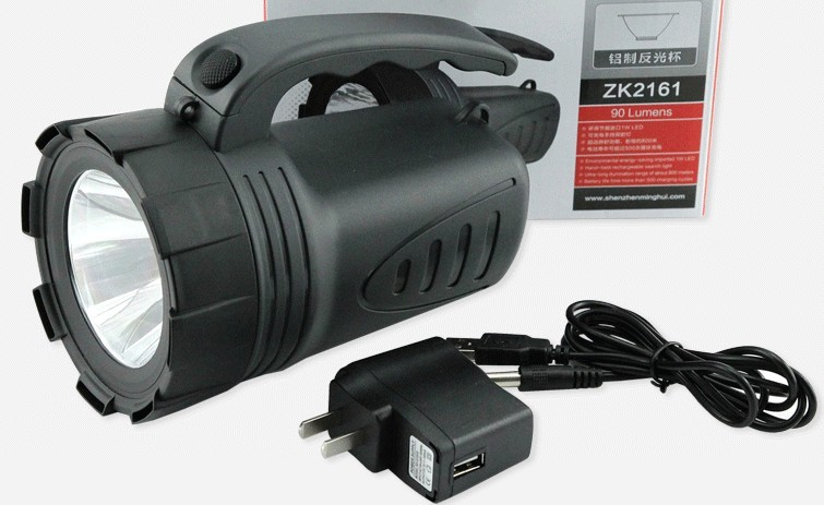 Rechargeable Spotlight Torch Rechargeable Led Spotlight
