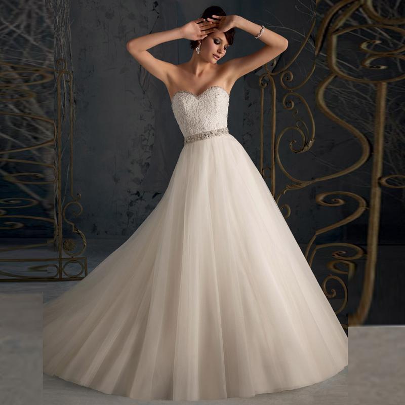 Buy Vestidos De Boda Cheap Wedding Dress 2016 Simple Beach W