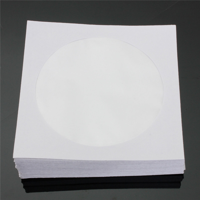 plastic sleeves for paper