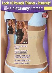 As seen on TV Free shipping Plastic belt/Girly/Abdomen with abdomen belt, thin clothing