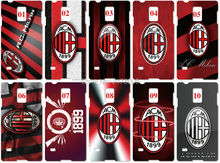 AC Milan Football Cover For Samsung Galaxy Core Prime G360 DUOS i9082 S2 S3 S4 S5