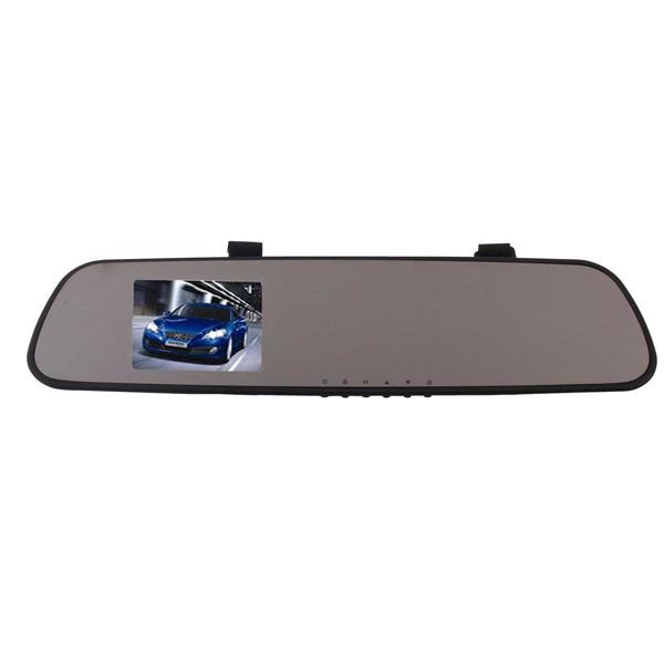 "PanguKing 2.7""TFTHigh Definition Car Camera Rearview Mirror Monitor Recorder Night Vision Motion Detector(China (Mainland))"