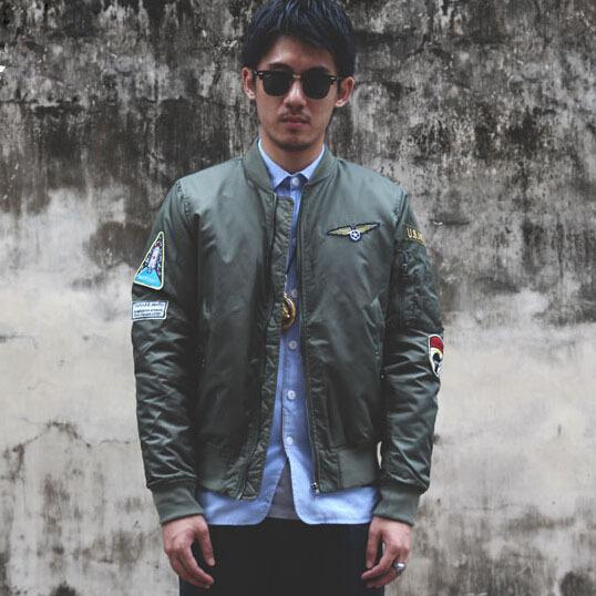 Flight Jacket Fashion - JacketIn