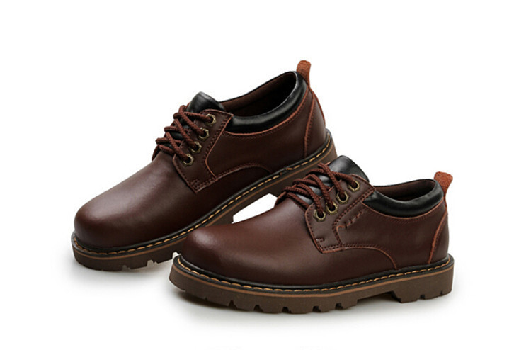 Low Top Work Boots - Yu Boots