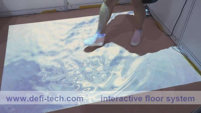 Best Price Interactive floor system with 118 effects for Wedding, Advertising, children center etc(China (Mainland))