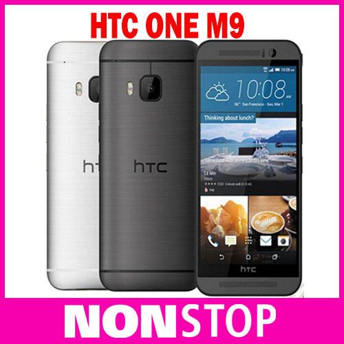 """M9 Оригинальный Разблокировать Мобильный Телефон HTC One M9 Отремонтированы 20.0MP 4 Г LTE WCDMA GPS WI-FI NFC 5.0 """"Octa Ядро Android 5.0"""