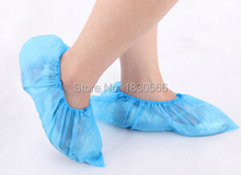 Disposable waterproof shoe cover manufacturer ,non-woven/PE/CPE shoe cover(China (Mainland))