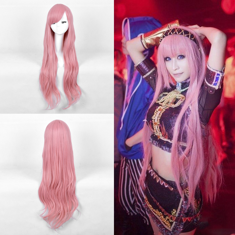 Free shipping Harry Potter Bellatrix Cosplay Wigs Fluffy Wavy Curly Cos Wig/Hair CC65+a wig cap<br><br>Aliexpress