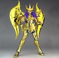 Saint Seiya Ex Myth Cloth Soul of Gold Metal Scropion Scropio Milo Action Figure Model Kit