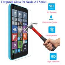 Закаленное стекло протектор защитная пленка для Nokia Lumia 510 520 т 525 526 625 635 710 720 725 800 900 920 т 925 950 X 2