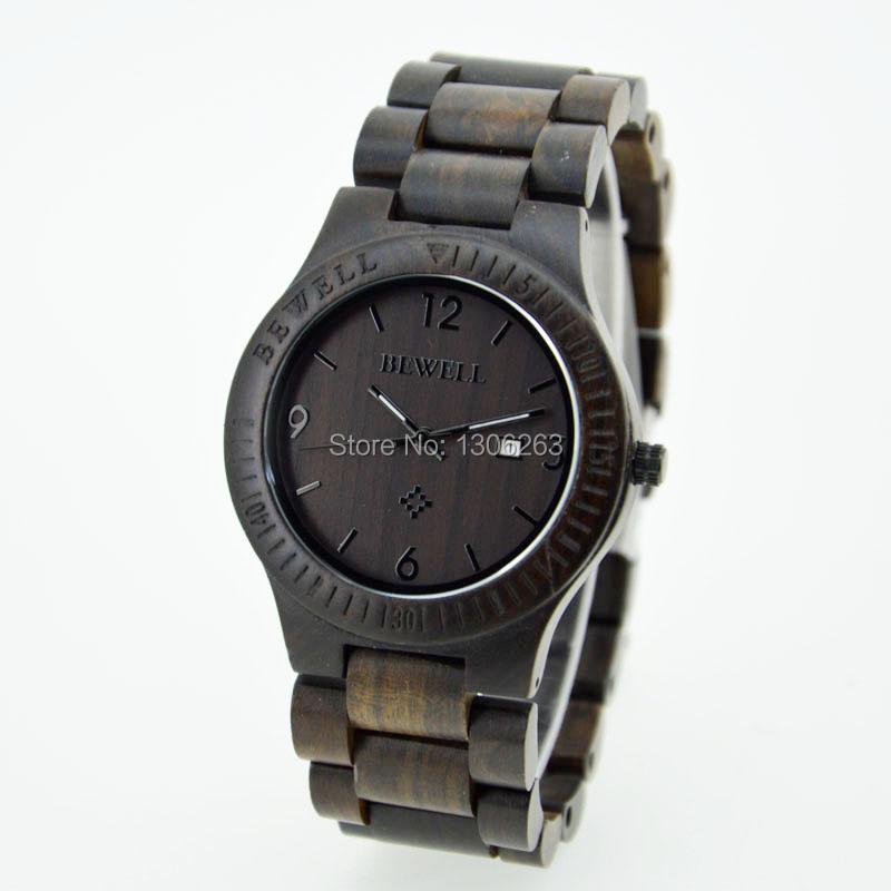 Brand new analog quartz men women wood watch slim designer 2015 wood watch orologio worldwide free