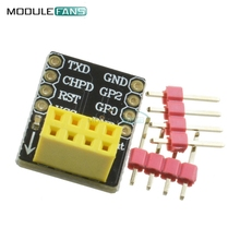 For ESP-01 Esp8266 ESP-01S Model Of The ESP8266 Serial Breadboard Adapter To WiFi Transceiver Module Breakout UART Module(China (Mainland))