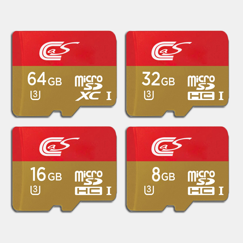 game machine card red class10 micro sd card 16G 8g Card 64g mobile phone/Table PC/car camera/navigation card to default custom(China (Mainland))