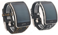 2PCS Replacement Wristband Strap for Samsung Galaxy Gear S with Clasps Fitness Bands Suitable to All