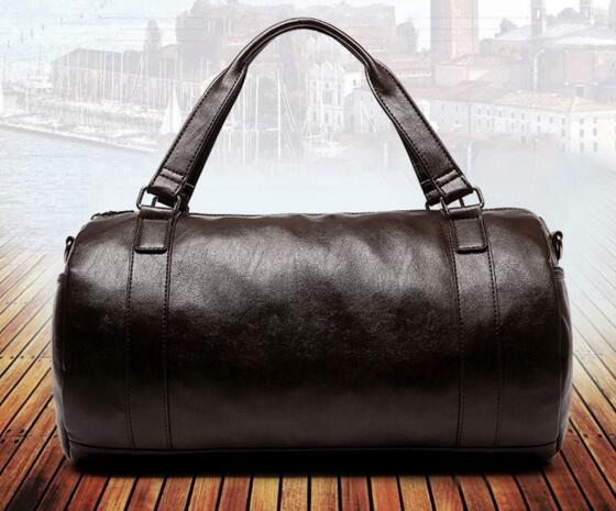 2016 new men's travel bag waterproof waterproof handbag large-capacity aircraft bag luggage bag travel bag(China (Mainland))