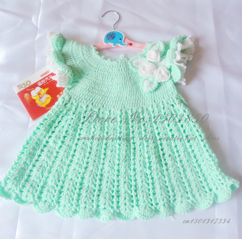 Knitting Dress For Girl : Knitting patterns kids clothes picture more detailed