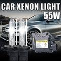 H7 xenon 55W HID xenon kit 4300K 5000K 6000K 8000k 10000k for car headlight