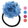 Feitong Hot Sale Cute Kids Girl Headband Lace Bow Flower Hair Band Accessories Headwear Elastic band 2017 Vicky