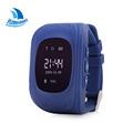 2017 Smart Phone Kids Safe GPS Watch Wristwatch SOS Call Location Finder Locator Tracker for Children