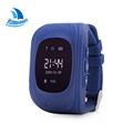 2017 Smart Phone Kids Safe GPS Watch Wristwatch SOS Call Location Finder Locator Tracker for Children