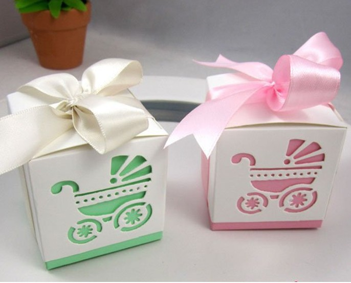 Wedding Favor Boxes For Sale : ... -Sale-Wedding-favor-Candy-Box-Laser-Cut-Baby-Carriage-Favor-Boxes.jpg